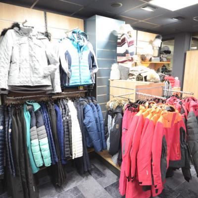 Mobilier textiles vue 2 - Agencement Saint-Jean-de-Sixt 74