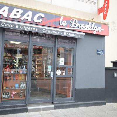 Grenoble 38 - Tabac Le Brooklyn