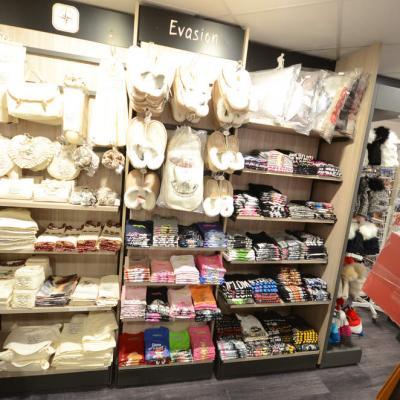 Mobiliers textiles - Agencement Autrans 38