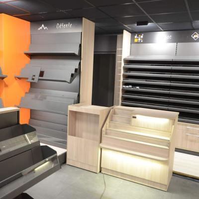 Mobiliers tabac et presse - Agencement Echirolles 38