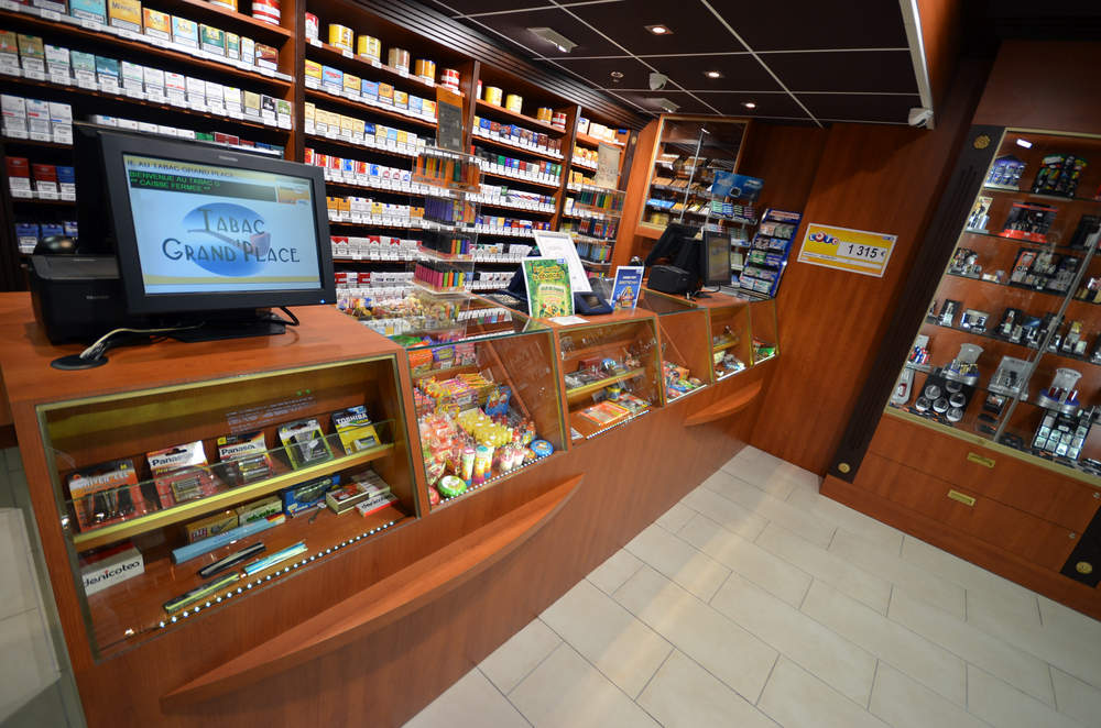 Comptoir - Tabac Grand Place Genoble 38