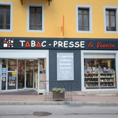 Aigueblanche 73 - Tabac Presse La Vanoise