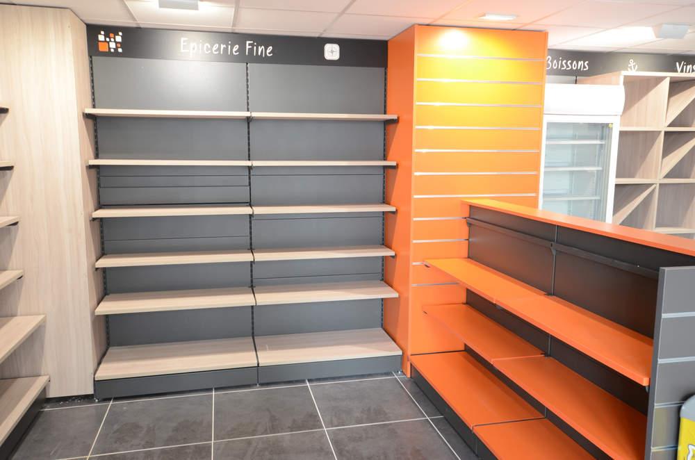 Mobilier épicerie fine - Agencement Ajaccio 20