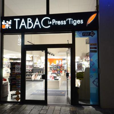 Ajaccio 20 - Tabac presse Le press'tiges