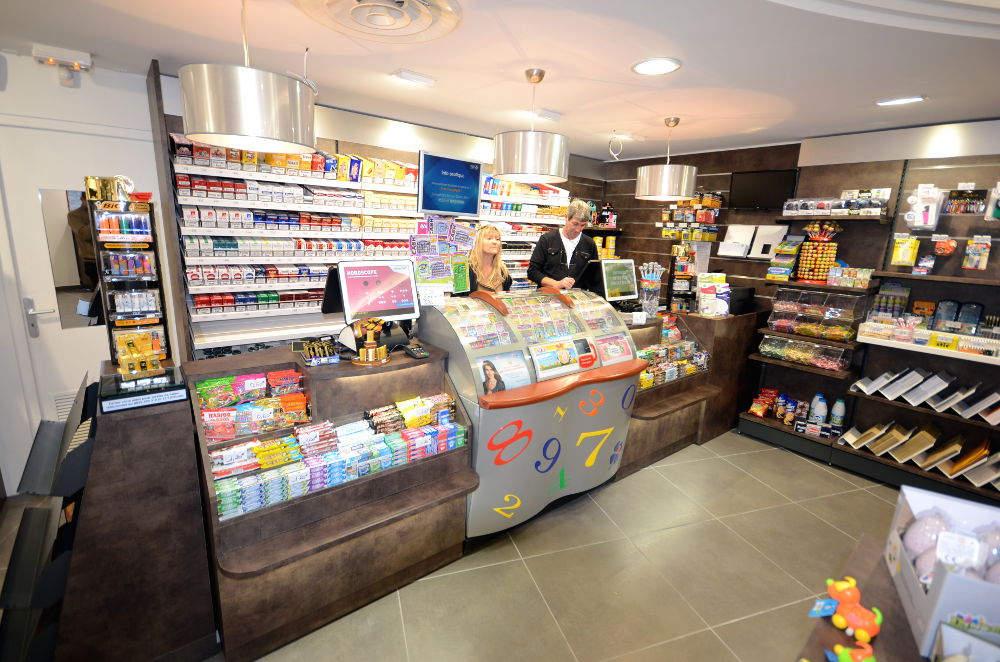 Comptoir - Agencement Chambéry 73