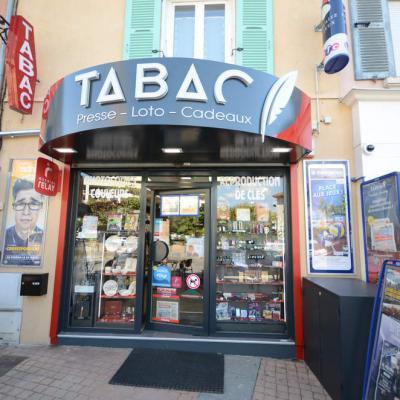 Eybens 38 - Tabac presse