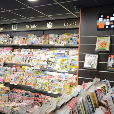 Mobilier presse et sotline vue 2 - Agencement La Motte-Servolex 73