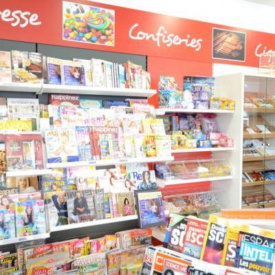 Mobilier confiserie, cave à cigares - Agencement Lyon 69004