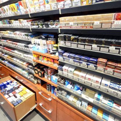 Rangement tabac - Agencement Saint Jean de Maurienne 73