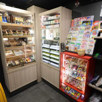 Mobilier cigares et vapotage - Agencement Pringy 74