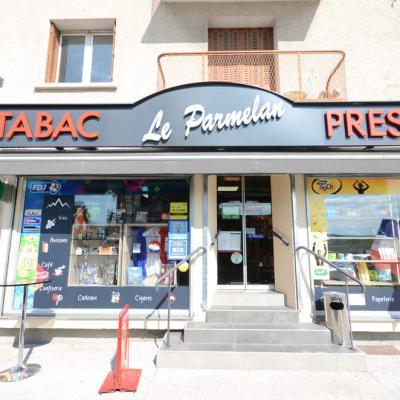 Pringy 74 - Tabac presse Le Parmelan