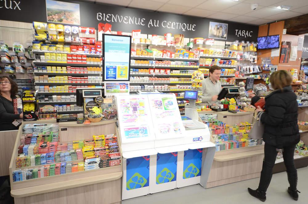Comptoir - Agencement La Roche-sur-Foron 74