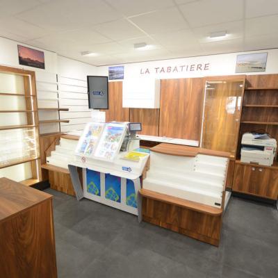 Comptoir - Agencement Saint-Jorioz 74