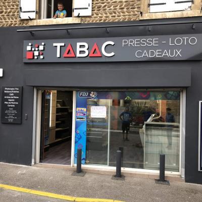 Saint-Sorlin-en-Valloire 26 - Tabac presse