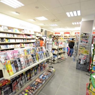 Mobilier librairie - Agencement Viry 74