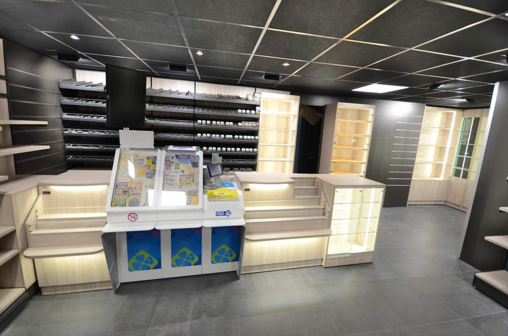 Comptoir - Agencement Annecy 74