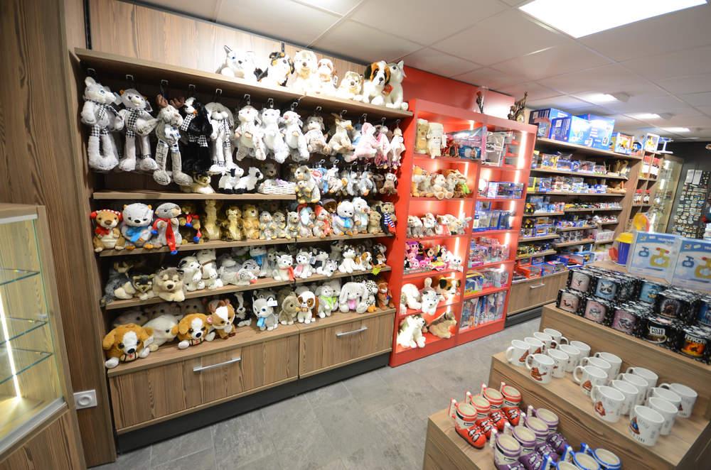 Mobilier jouets et accessoires enfants - Agencement Aussois 73