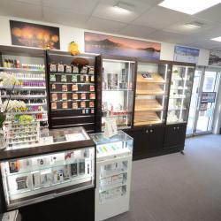 Mobilier cigarettes électroniques - e-liquides à Meythet (74)