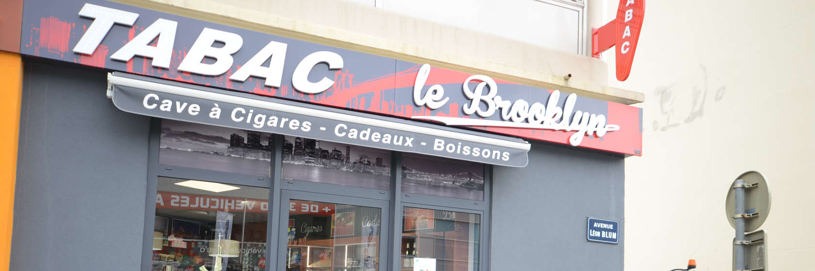 Tabac Le Brooklyn Grenoble (38)